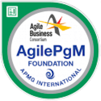 Badge AgilePgM Foundation