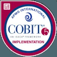 Badge COBIT®5 Implementation
