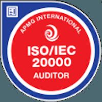 Corso ISO 20000 Auditor
