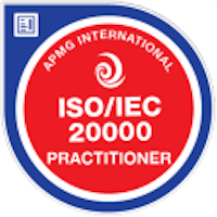 Badge ISO 20000 Practitioner