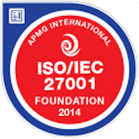 Badge ISO 27001