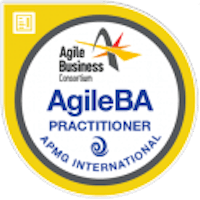 Badge AgileBA® Practitioner