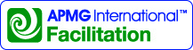 Facilitation™ Practitioner; E-quality Italia Srl è accreditata ATO FACILITATION™ da APMG International