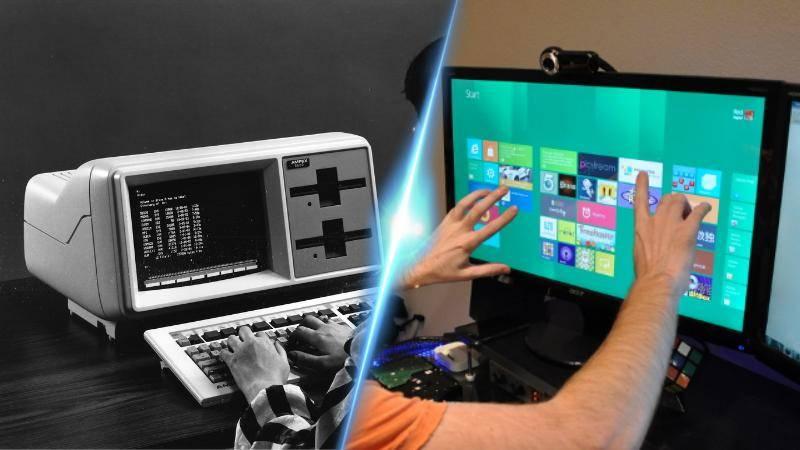 passaggio da MS-DOS® a un sistema operativo moderno