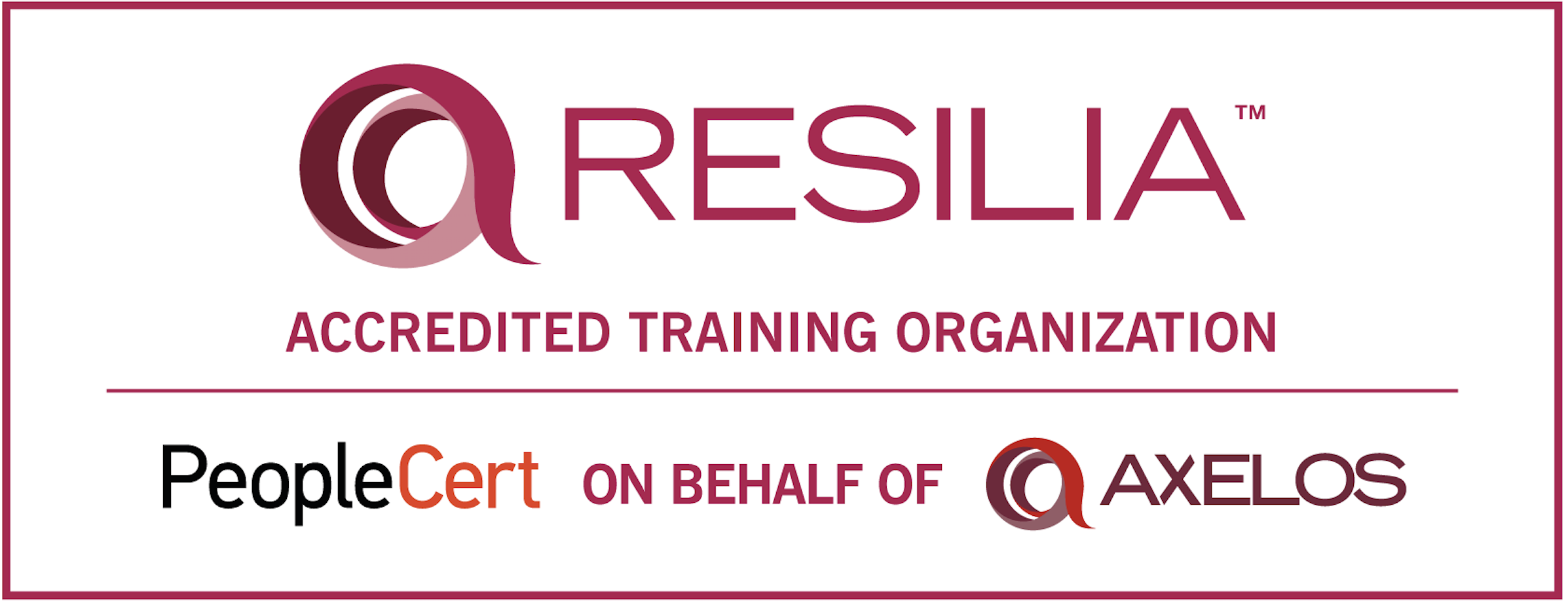 Corso RESILIA™ Foundation