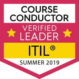 Badge ITIL® Leader