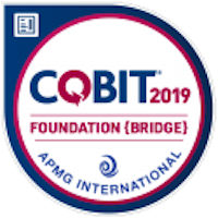 Badge COBIT® 2019 Bridge