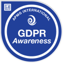 Badge GDPR Awareness
