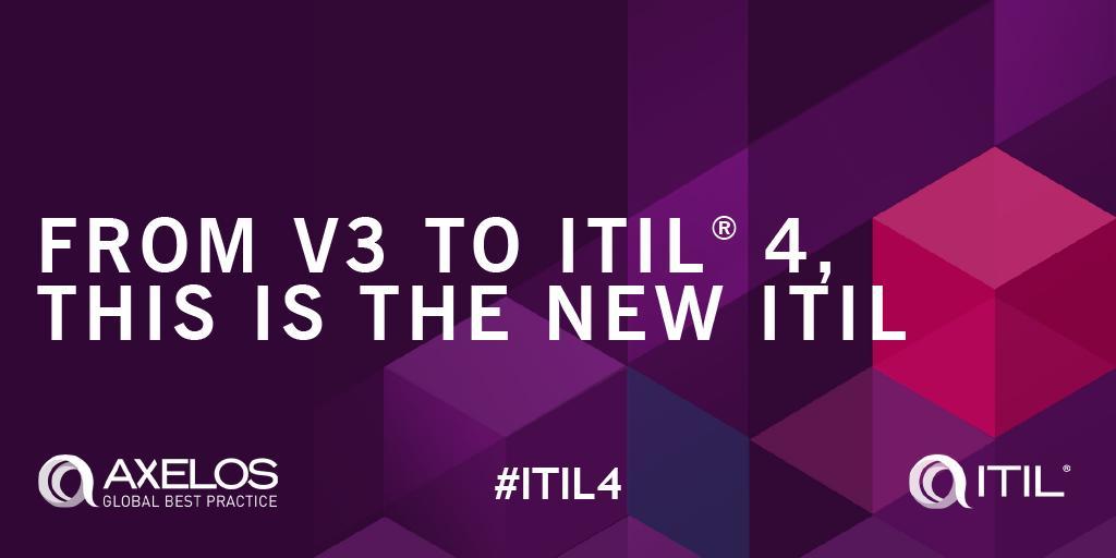 Il ritiro di ITIL v3