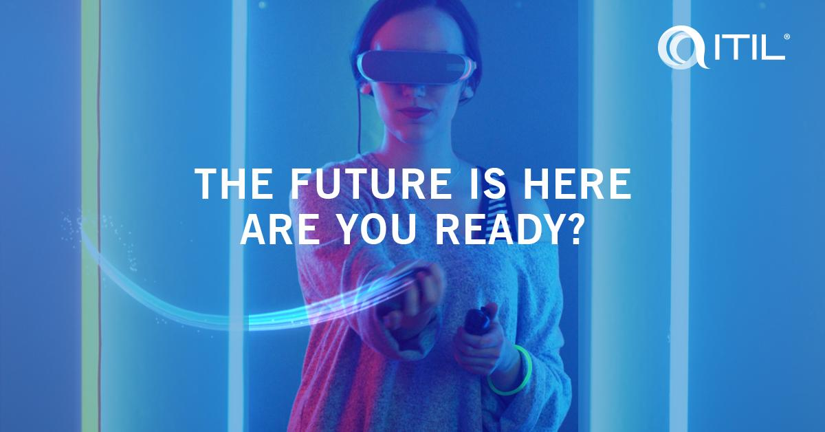 ITIL® 4 Ready for the future?