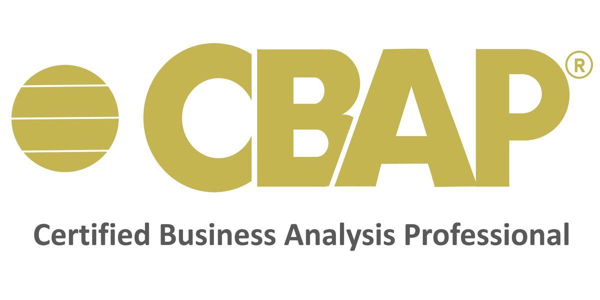 corso IIBA® CBAP®